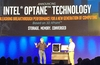 Intel Optane products to utilise revolutionary 3D XPoint memory