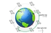 Samsung publishes zetabyte per month 'Space Internet' proposal