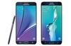 Samsung Galaxy Note 5 and S6 Edge Plus images, details leak