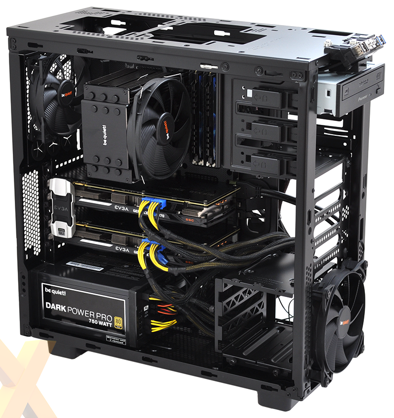 Review Be Quiet Silent Base 600 Chassis Hexus Net