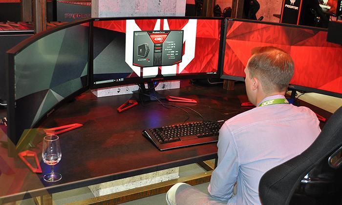 Acer S Predator Z35 G Sync Monitor Has Oc Potential