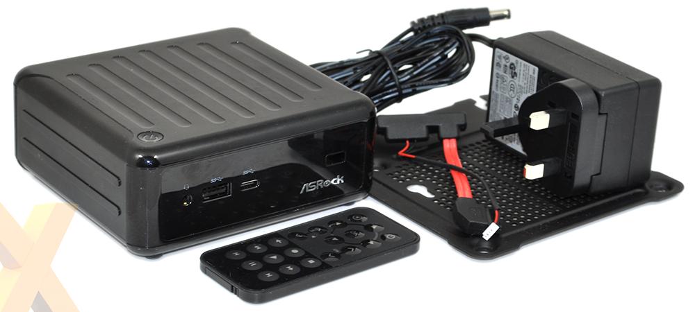 Review: ASRock BeeBox N3000 - Systems - HEXUS net