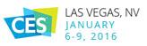 CES 2016, Las Vegas, USA