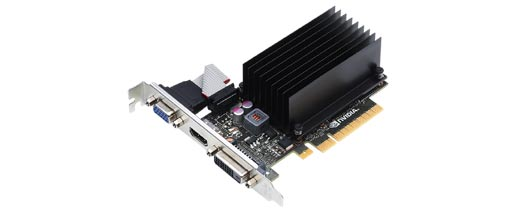 Nvidia launches GeForce GT 710, says its 10x better than an IGP