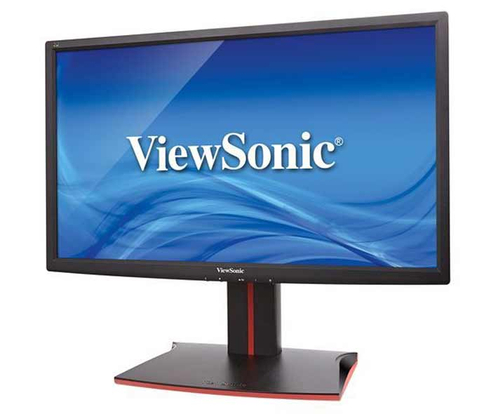 viewsonic launches quartet of xg series gaming monitors monitors news. Black Bedroom Furniture Sets. Home Design Ideas