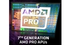 7th generation AMD Pro processors announced