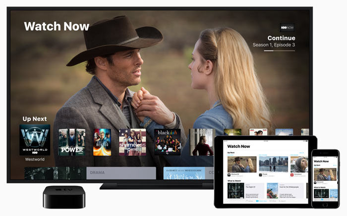 Apple's 'unified' TV app doesn't include Netflix or Amazon
