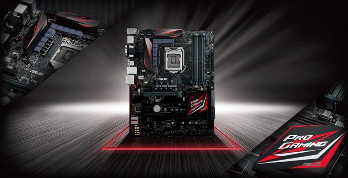 All Asus 100 series motherboards Kaby Lake ready via BIOS