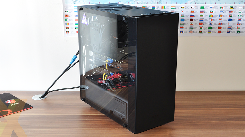 Review: NZXT S340 Elite