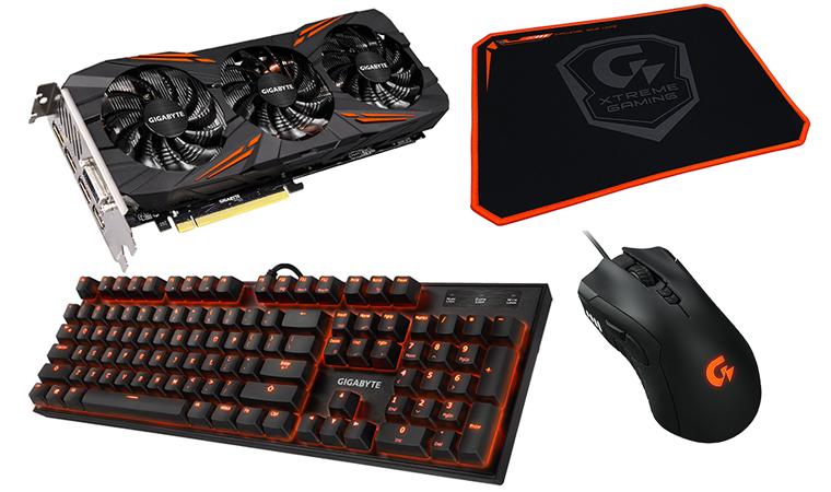Win a Gigabyte GTX 1070 G1 Gaming Bundle - Graphics