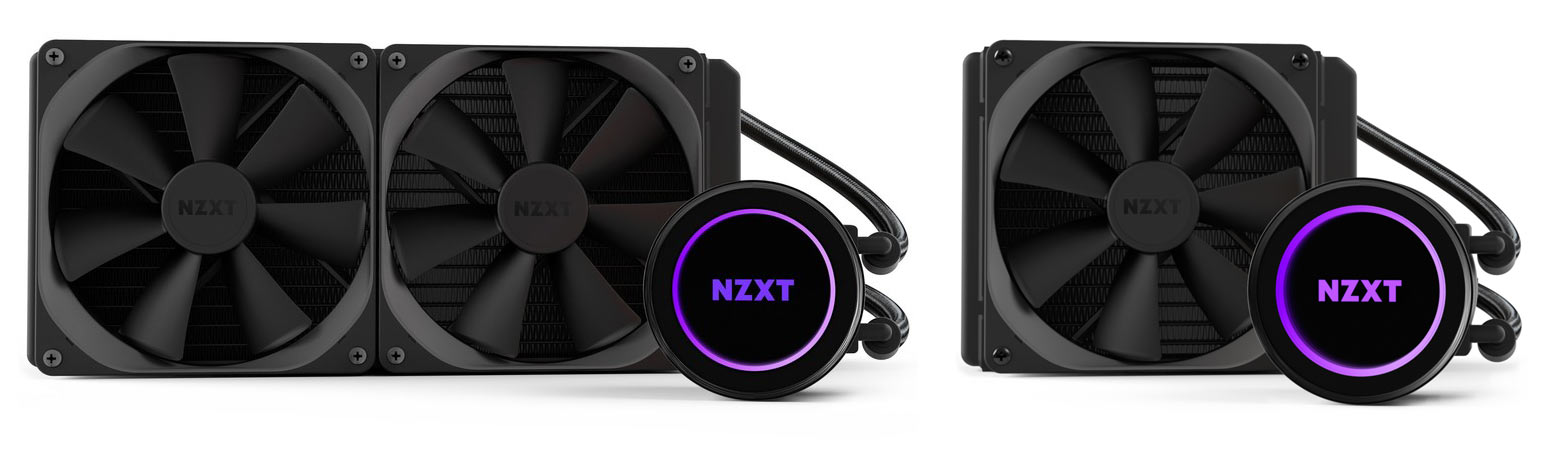 Nzxt Debuts Kraken X52 Updates Kraken X42 And X62 Liquid Coolers Cooling News Hexus Net