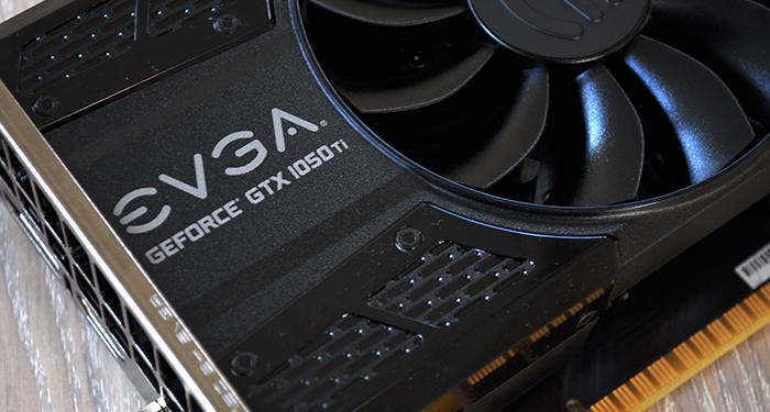 Review: EVGA GeForce GTX 1050 Ti SC Gaming - Graphics