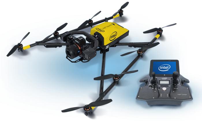 drones pro fiche technique