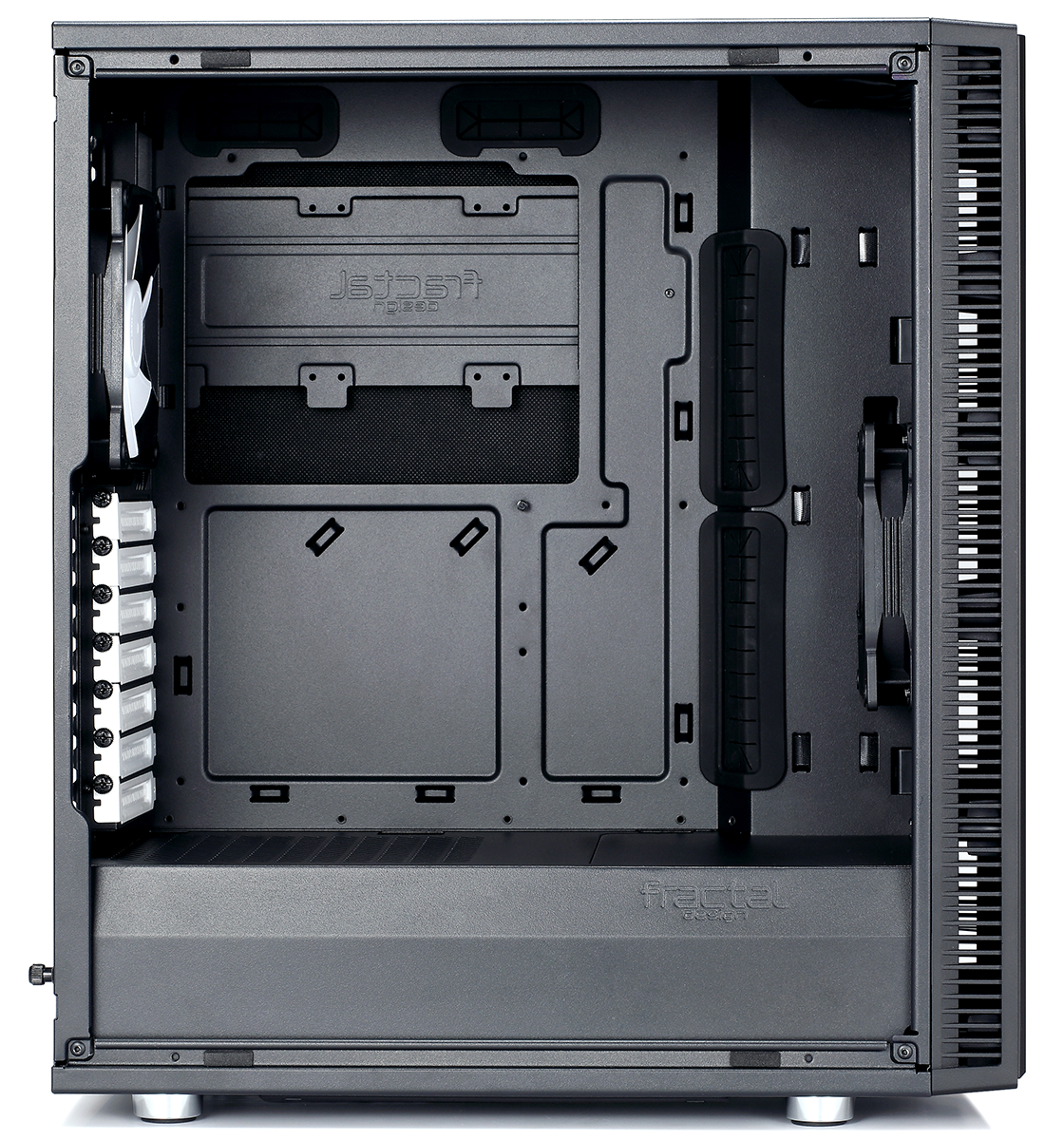 Review fractal design define c chassis for Define architect
