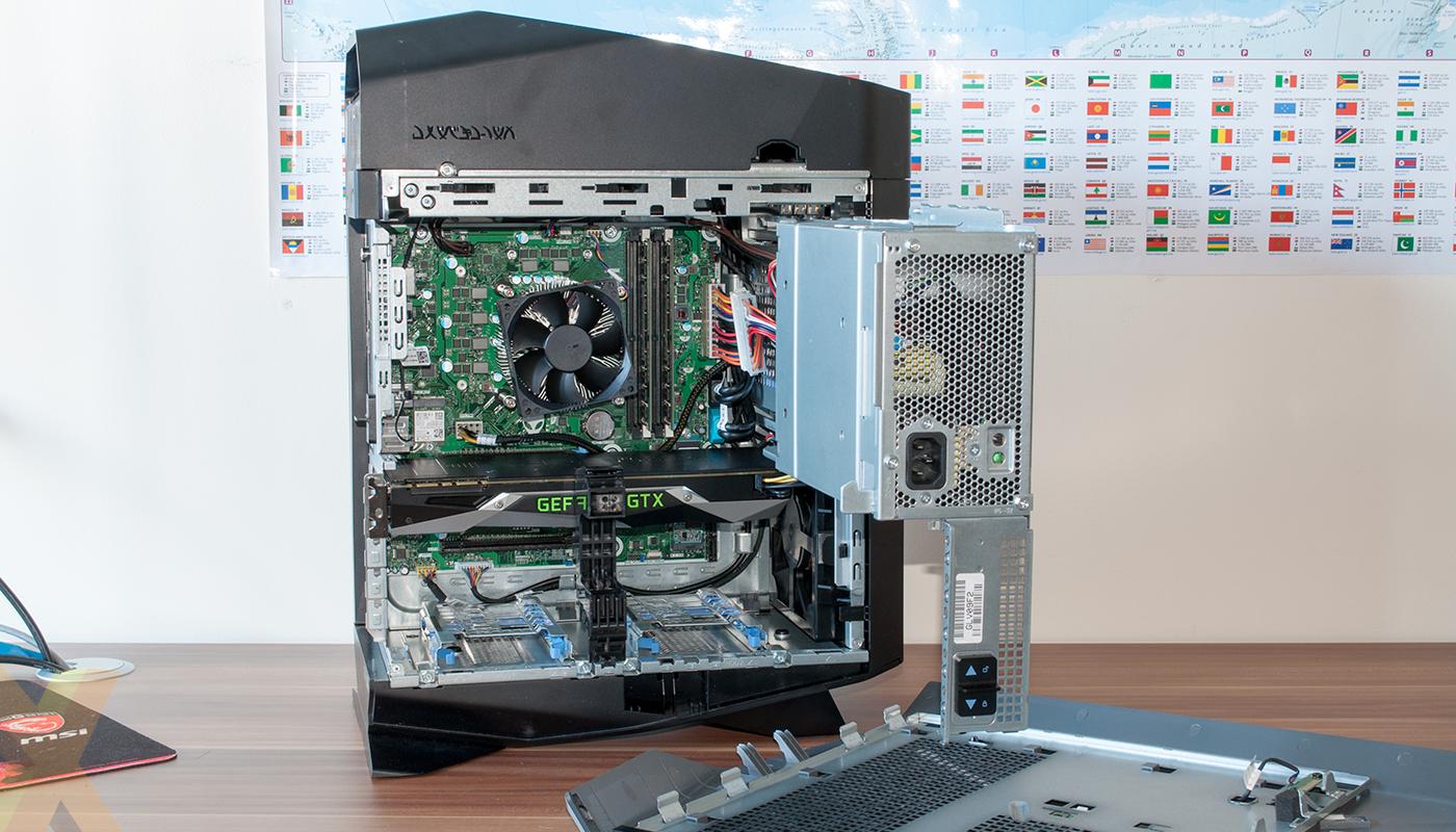 Aurora R5, i5-9600K compatible? - Dell Community