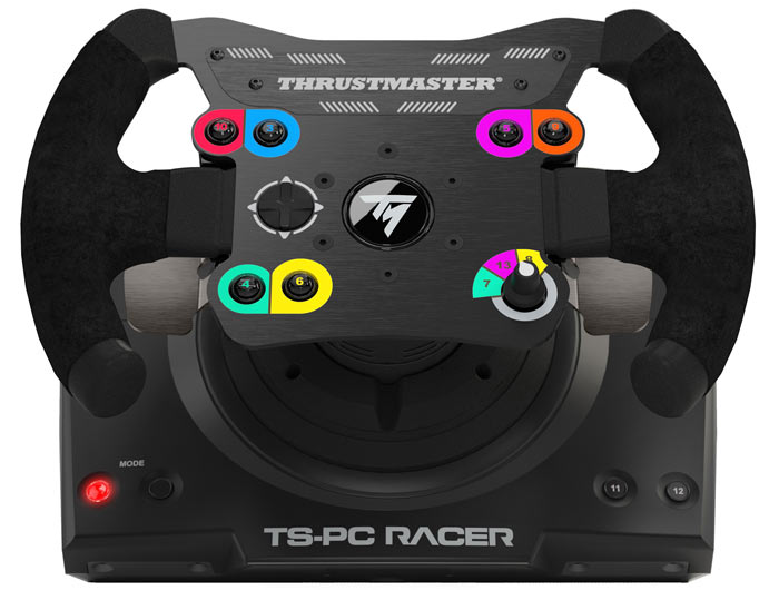 thrustmaster ts pc racer wheel designed for power and. Black Bedroom Furniture Sets. Home Design Ideas