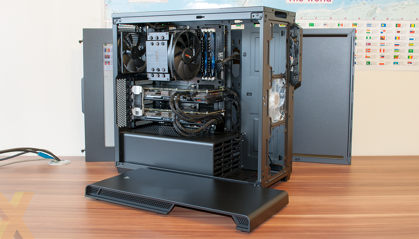 more photos eaed8 77da9 Review: Corsair Carbide Series 270R - Chassis - HEXUS.net