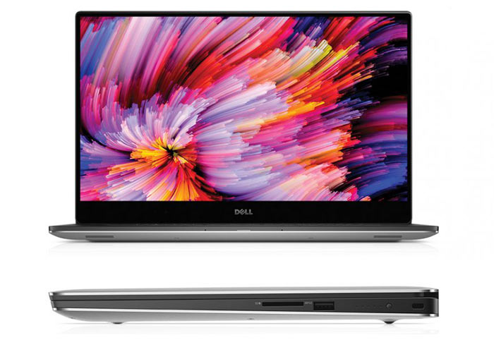 Dell updates XPS 15 laptop with Kaby Lake CPU and Pascal GPU