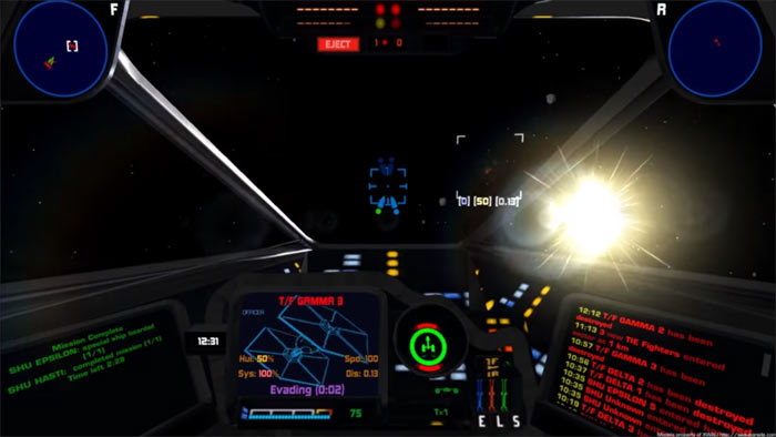 X-Wing PC remade with the modern Unity 3D Engine - PC - News