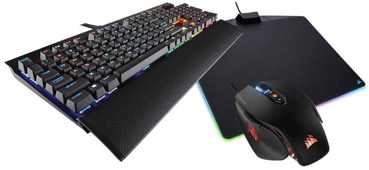 Day 2: Win a Corsair Gaming Bundle - Peripherals - Feature