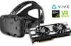 Nvidia announces GeForce GTX and HTC Vive gaming bundle