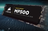 Corsair Force Series MP500 M.2 NVMe PCIe SSDs is its fastest yet