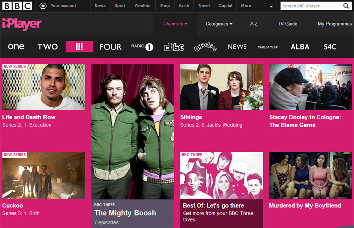 BBC Three moved online only saving corporation £30 million