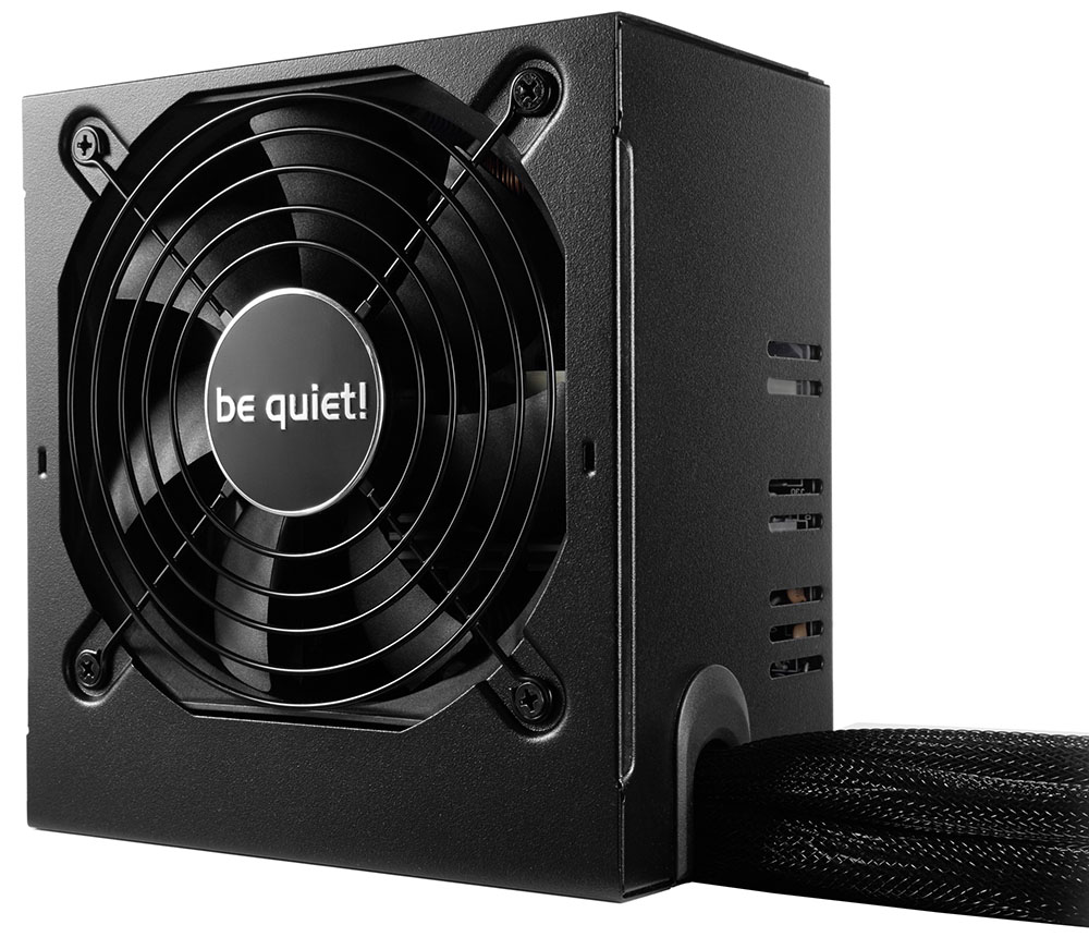 Review Be Quiet System Power 8 600w Psu Vs Series Vs550 550 Watt 80 Plus White Certified Introduction