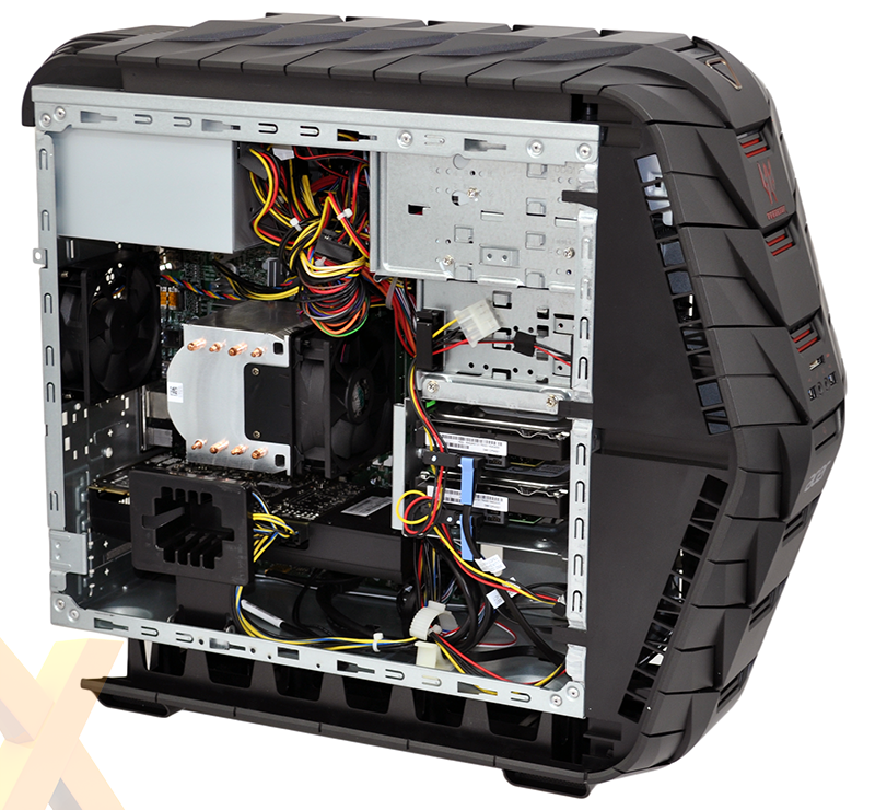 Review Acer Predator G6 710 Systems Hexus Net