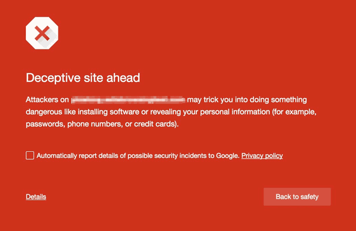 "Google expands ""safe browsing"" app to warn users about sites."