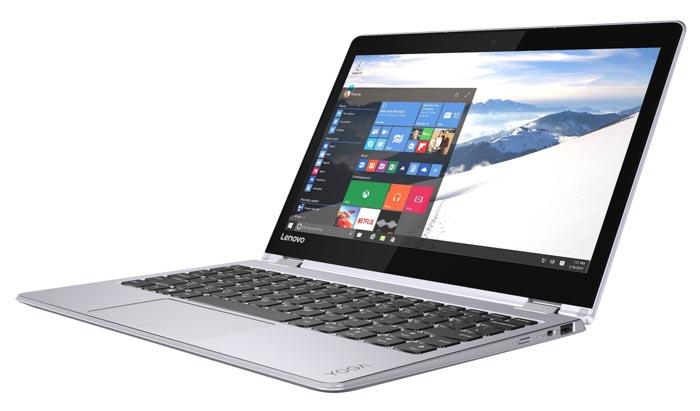 Lenovo launches YOGA 510, 710 laptops, Ideapad MIIX 310 2-in