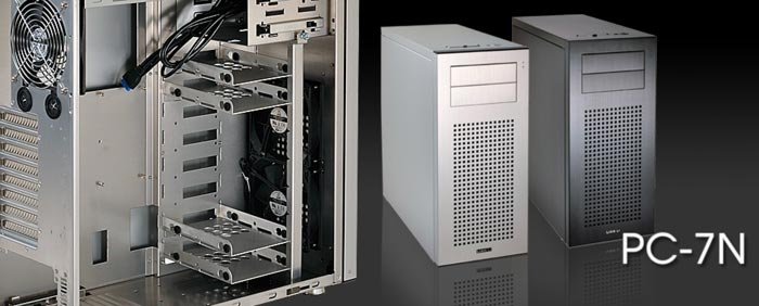 Lian Li Launches Pc 7n Classic Design Mid Tower Chassis