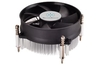 This 'silent' heatsink and fan combo is just 45mm tall, rated for processors up to 65W TDP.