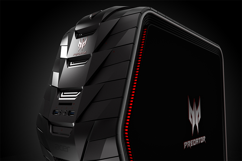 Review Acer Predator G6 710 Systems Hexus Net