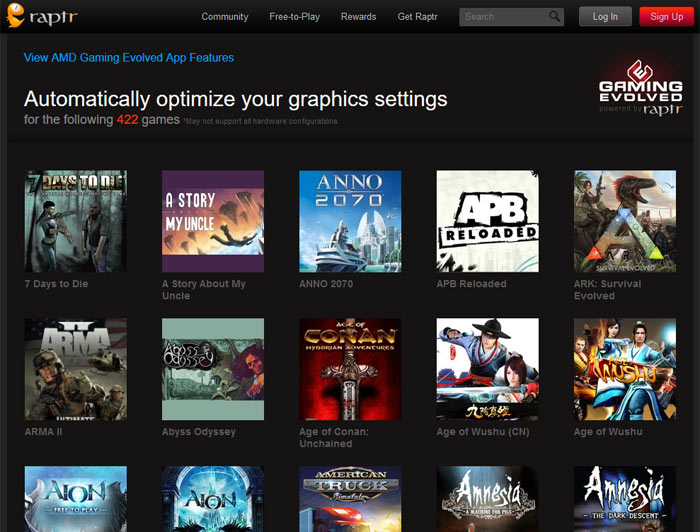 Amd Gaming Evolved Client Offers Updated Video Features Pc News Hexus Net