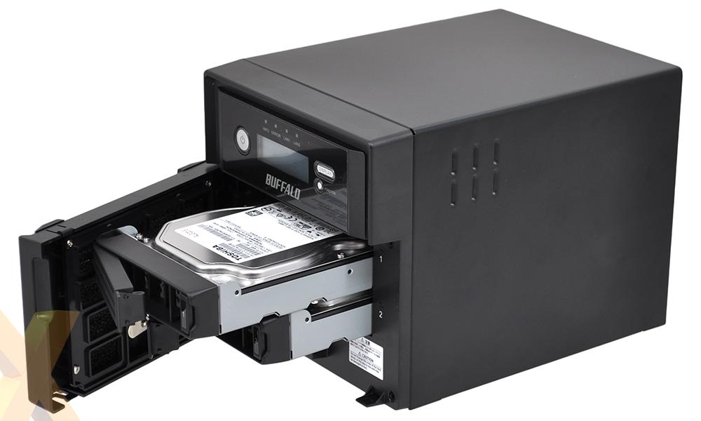 Review: Buffalo TeraStation 3200 - Storage - HEXUS net