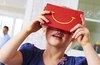 McDonald's Happy Goggles: the most affordable VR experience