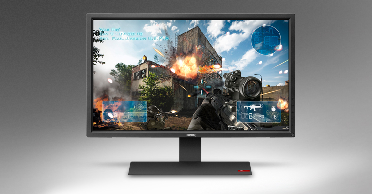 Win a 27in console gaming monitor from BenQ - Monitors - Feature