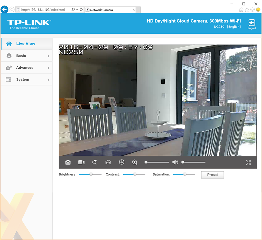 Review: TP-Link NC250 HD Day/Night Cloud Camera - Cameras