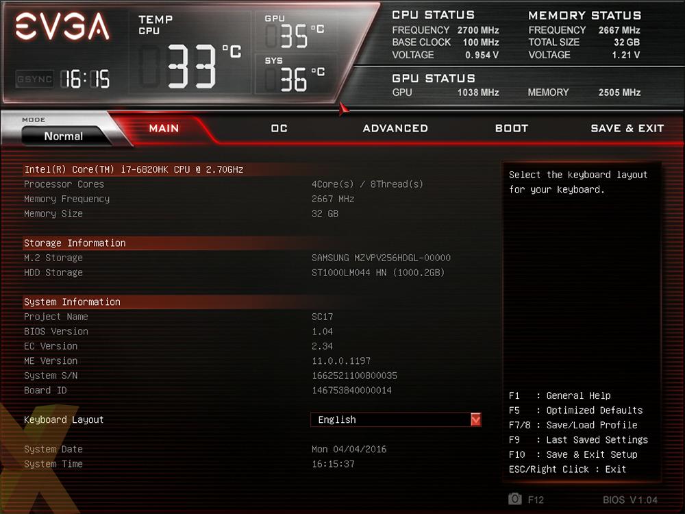 Review: EVGA SC17 Gaming Laptop - Laptop - HEXUS net - Page 2