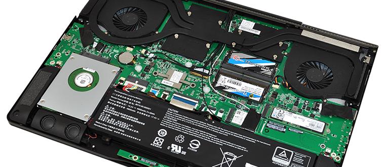 Review Evga Sc17 Gaming Laptop Laptop Hexus Net Page 2