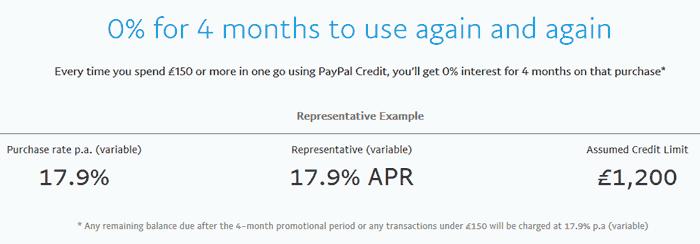 PayPal Credit arrives in the UK - Internet - News - HEXUS net
