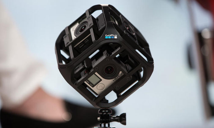 YouTube introduces 360-degree live streaming and spatial