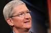 Says Apple's CEO Tim Cook, hoping to stop the longest share price decline in 18 years.