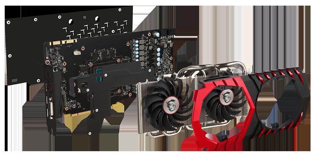 Review: MSI GeForce GTX 1070 Gaming X - Graphics - HEXUS net