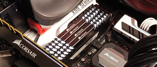 Corsair launches Vengeance LED DDR4 Performance Memory - RAM - News