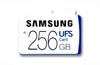 Samsung intros world's first Universal Flash Storage cards