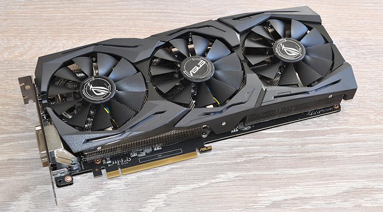Review: Asus ROG Strix GeForce GTX 1060 OC - Graphics