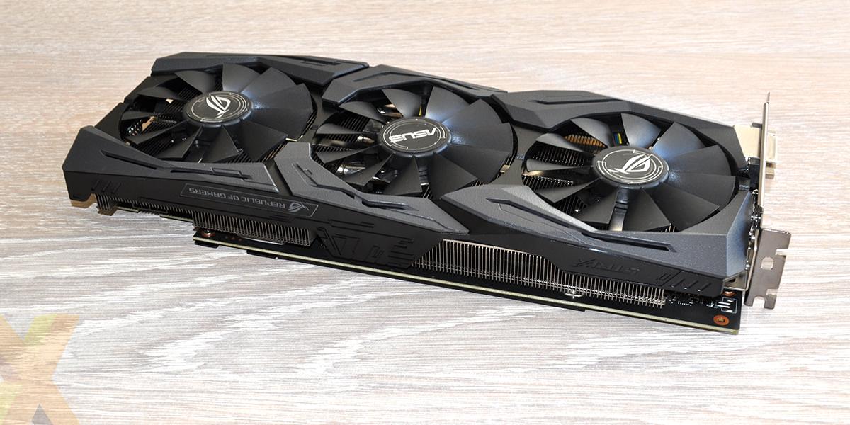 Review: Asus ROG Strix GeForce GTX 1060 OC - Graphics - HEXUS net