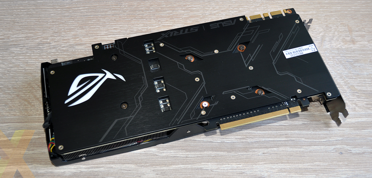 Review: Asus ROG Strix GeForce GTX 1070 OC - Graphics - HEXUS.net